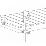 WD-75 Dock Leveling Kit Drawing