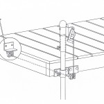 Dock Leveling Kit Drawing