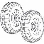 Dock Boat Lift Wheels