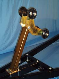 Boat Trailer Accessories Boat Trailer Bow Stop Assembly