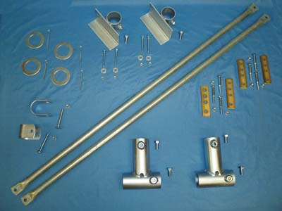 WD-55; Dock Wheel Inst. Kit