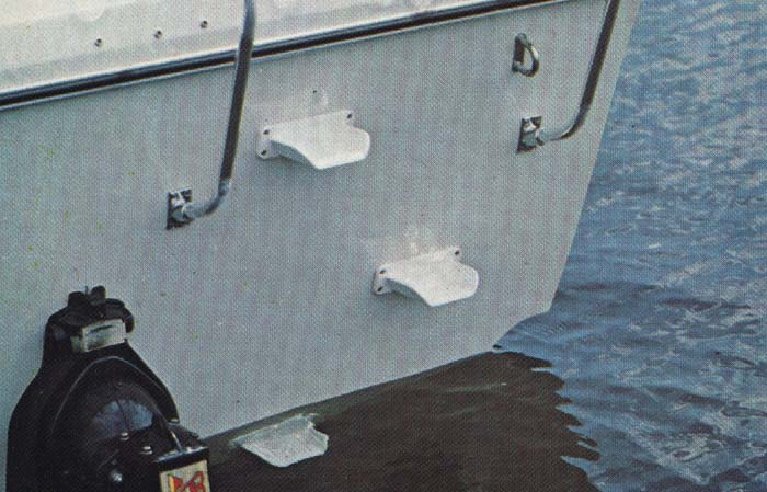F-300, S-100 & S-150 on boat.