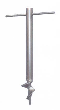 "BR-26-1; ( Boat ""Beach Mooring Stake-Anchor"" )"