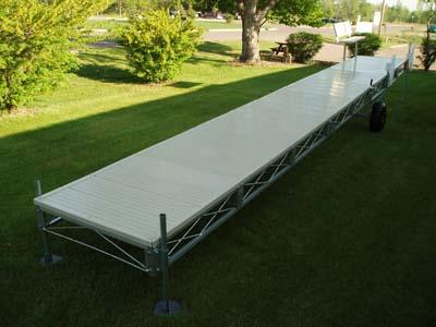 Aluminum Docks Aluminum Roll In Docks Ve Ve Inc