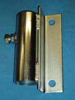 """WD-10; Pipe """"Straight Bracket"""" (For 1-1/4"""" pipe (1-5/8"""" O.D.)"""