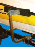 "Bunk Guide-Ons, T-918; 18"" long, Single Post ( 1 PAIR )"