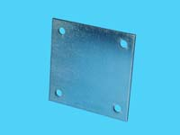 "D-442; ""Square Backing Plate"""