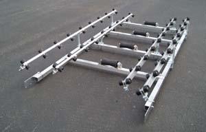 "BRA-300; 8' Aluminum ""Extra Section"""