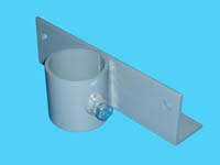 Dock Hardware Dock Straight Bracket 10 Quot L 2 Quot Pipe Ve