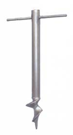 "BR-26-1; Boat ""Beach Mooring Stake-Anchor"""