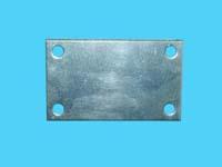 "D-516; ""Rectangular Backing Plate"".(1)"