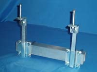 BR-80; Roller Bunk Uprights ( 1 Pr. )