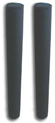 """Post Guide Pads, T-945-PC; 36"""" long ( CAPPED Top ) ( 1 Pair )"""