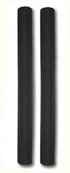 """Post Guide Pads, T-945-PO; 36"""" long ( OPEN Top ) ( 1 Pair )"""