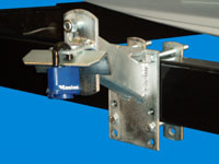 Spare Tire Carrier, SM-96; Small, Locking