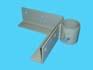 "( #3 ) ""POST DOCK BRACKETS"" For 2"" dock pipe ( 2-3/8"" O.D. )."