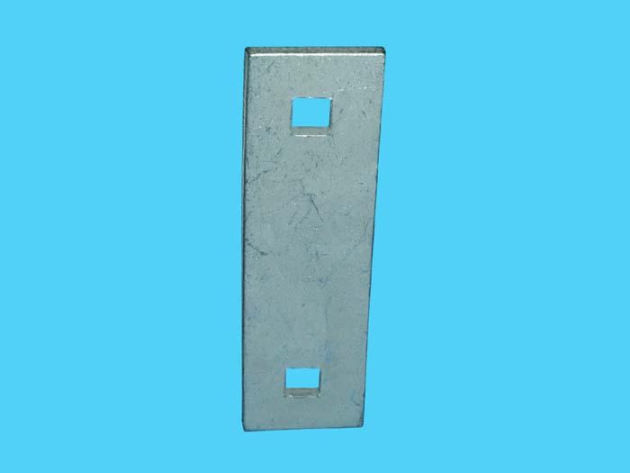 Floating Dock Hardware | Stringer Bracket Washer Bar | VE-VE