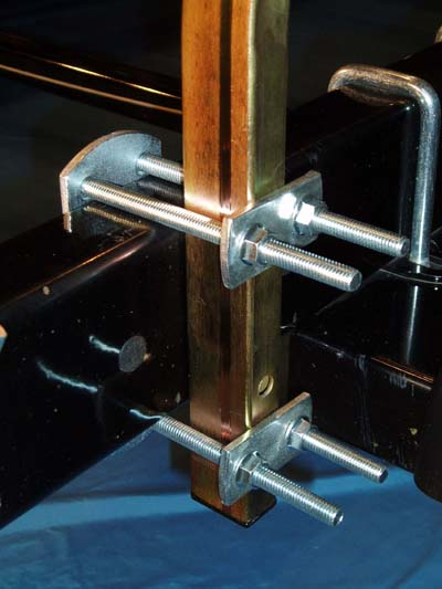 Clamp Assembly ( Close Up }