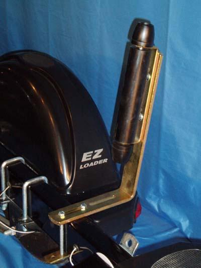 Boat Trailer Roller guide ons, T-920; Standard model, Image