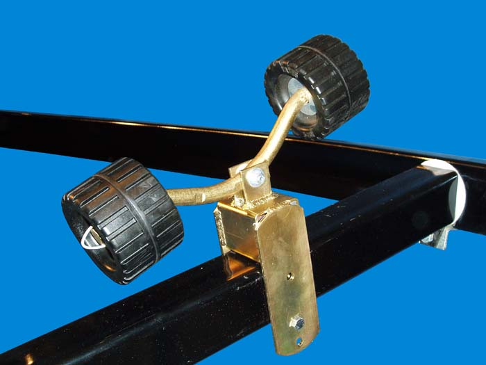 Wobble Roller Assembly, T-982; Single Pair ( 1 PAIR ), Image