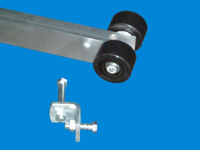 Roller & Mount Angle (close up)