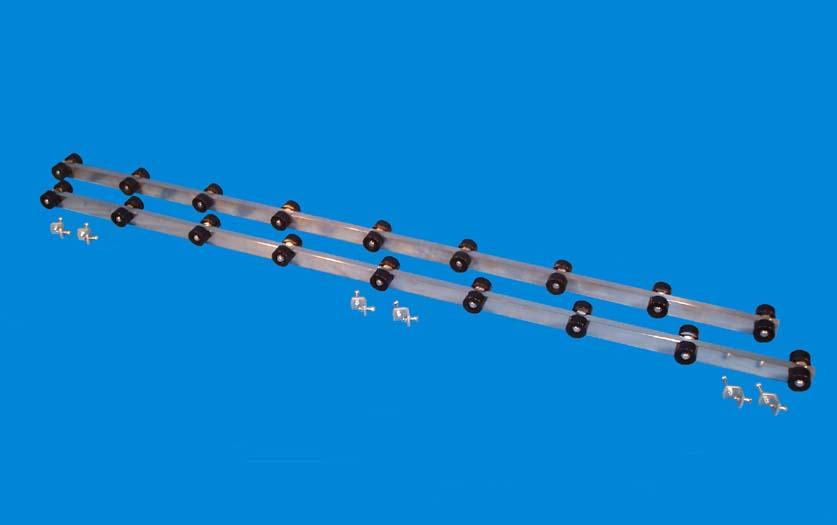 T-908 ( 8' Roller Bunks )