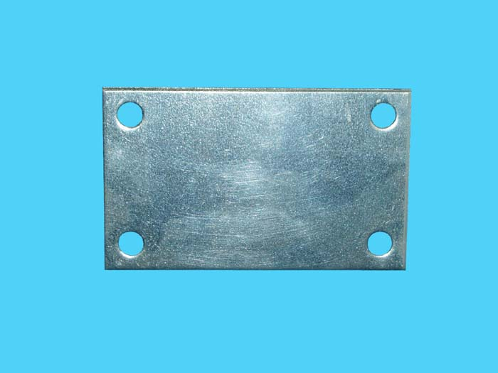 D-516; Rectangular Backing Plate