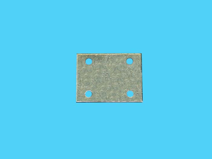 D-483; Backing Plate.