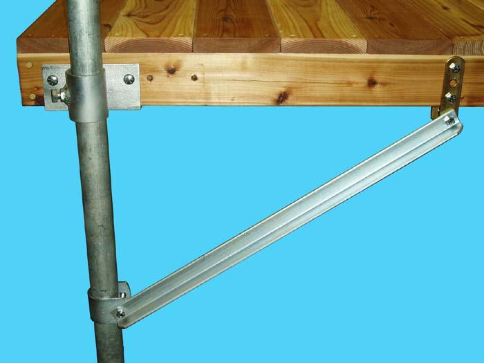 D-635-40; Dock Side Stabilizer Bar
