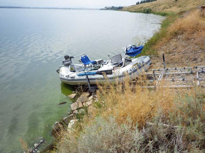DDA-2000; Special made Boat Ramp (2)