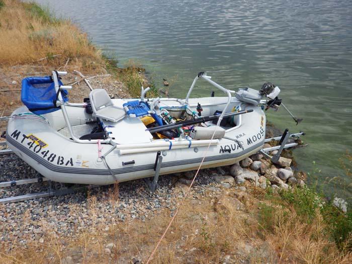 DDA-2000; Special made Boat Ramp (3)