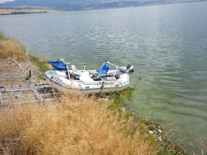 DDA-2000; Special made Boat Ramp (4)