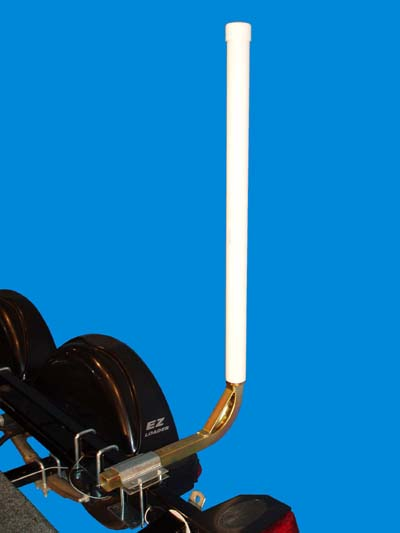 Boat Trailer Post Guide-Ons, T-945; 47 inch Tall model, Image