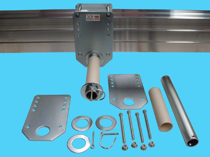 IWP-66; Boat Lift Wheel Mount Kit. ( Lift Frame )