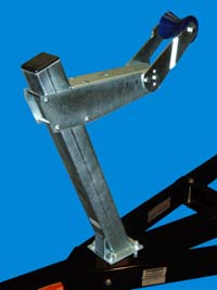 """T-990; """"Winch Stand"""" Assembly"""