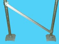 """D-630-80; """"Dock Stabilizer Kit"""" ( For 1-1/4"""" pipe. ( 1-5/8"""" O.D.))"""