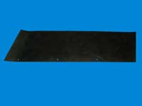 "#603; (1 ea.) 6"" x 20"" Rubber Flap."