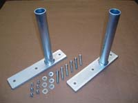D-645; 1 Pr. Deck Mounting Brackets.