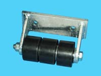 "D3-459; ""Dock Ramp Roller Assembly"""