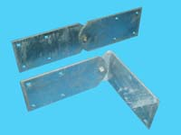 "D3-480-1A; ""Dock Ramp Hinge Kit"" ( for L-layout Ramp )"