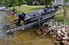 DDA-2000; Aluminum Boat Ramp.