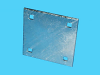 """D3-442; """"Square Backing Plate"""""""