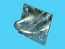 "D3-452; ""Floating Straight Bracket"", W/ Ring Sleeve"